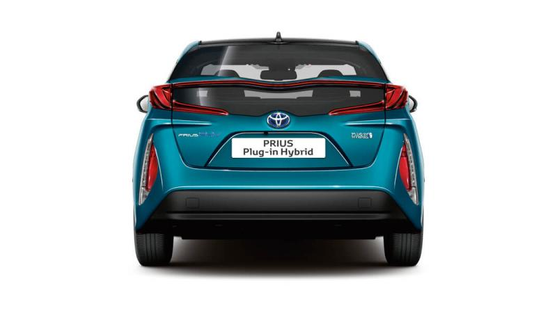 Prius Hybride Rechargeable - 14